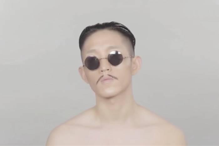 辣眼睛,中国男人100年发型变化史