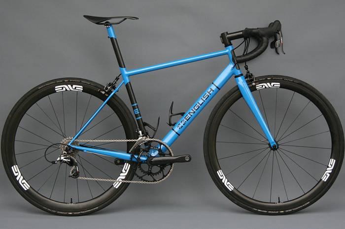 English Cycles:痴迷级自行车品牌 如此艺术与科幻