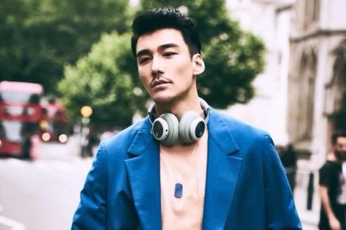 伦敦男装周街拍|中国绅士胡兵