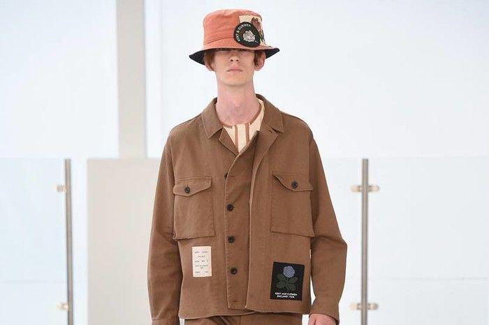 伦敦男装周报道|KENT&CURWEN 2019春季系列,回到当初的复古美好