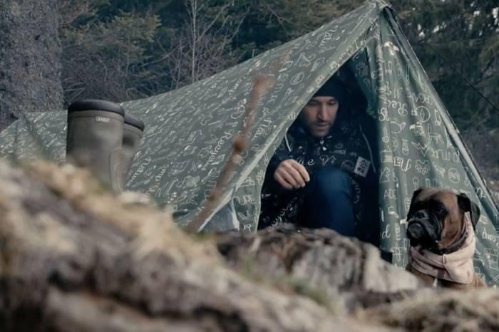 父与子温情短片:户外露营篇