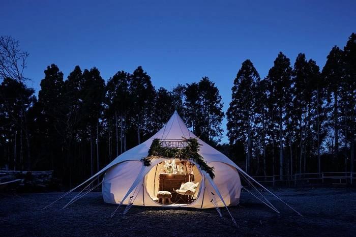 Glamping: 一种新的豪华露营方式,正在流行起来...