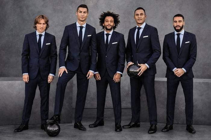 职场商务|全球32支强队的绿茵绅士们告诉你西装怎么穿才有型