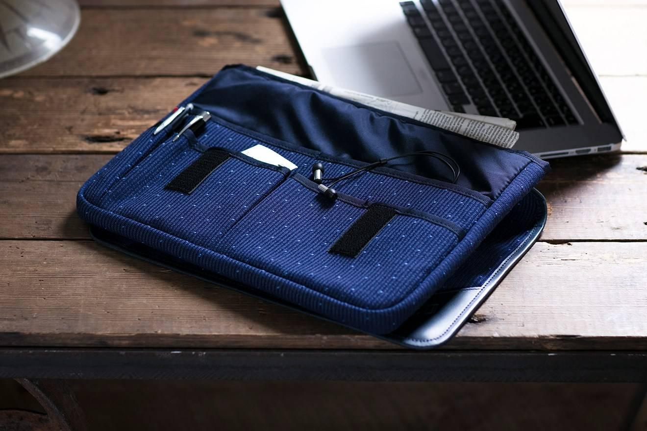 日本航空公司ANA打造全新头等舱旅行包袋超实用套装