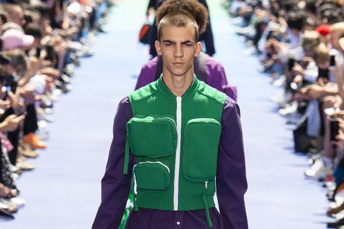 Louis Vuitton发布2019春夏男装系列,Virgil Abloh创造全新时尚历史