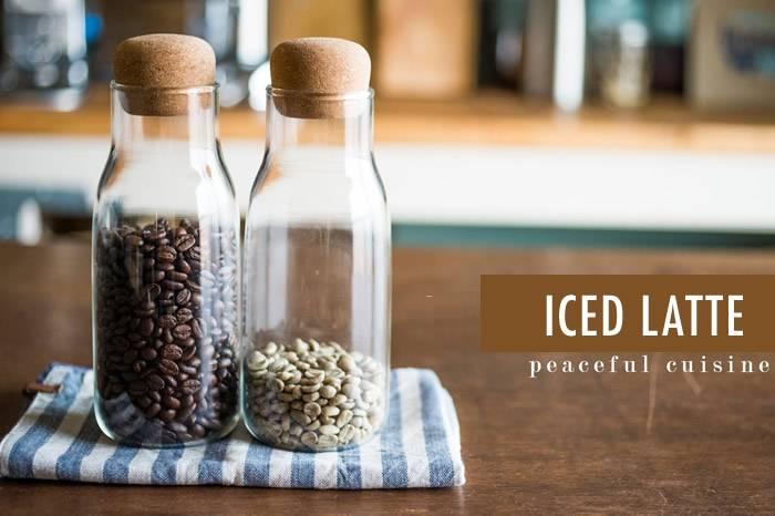 如何在家轻松制作出一份夏日私享冰拿铁
