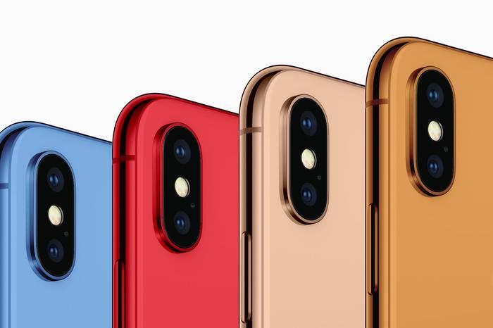 新一代iPhone或将推出蓝、橙、金三色,致力打造非凡色彩世界