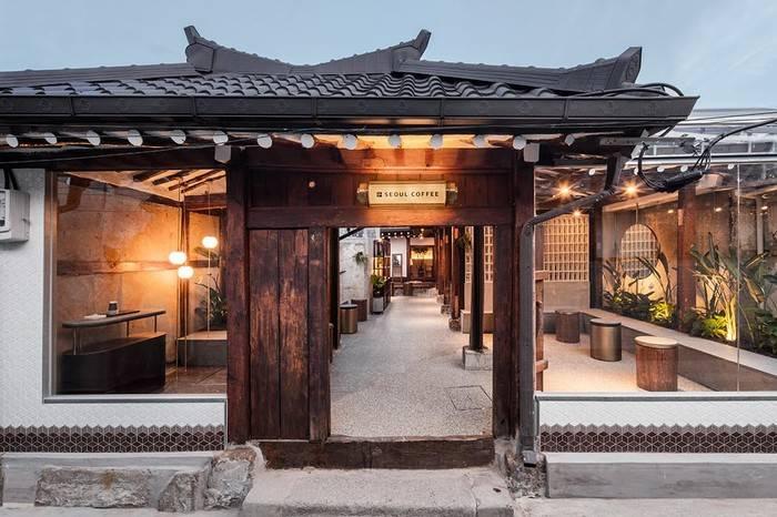 SEOUL COFFEE:韩国新打卡胜地 将喝咖啡变成了汉城回忆之旅