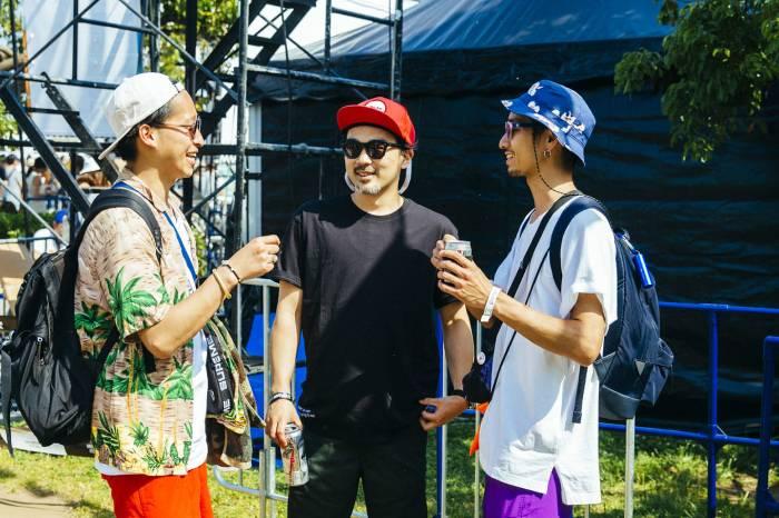 EYESCREAM x BEAMS:日本音乐节上时髦的年轻人们(上)