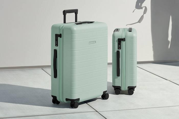 Horizn Studios打造高颜值手机可充电行李箱,让旅行更加智能