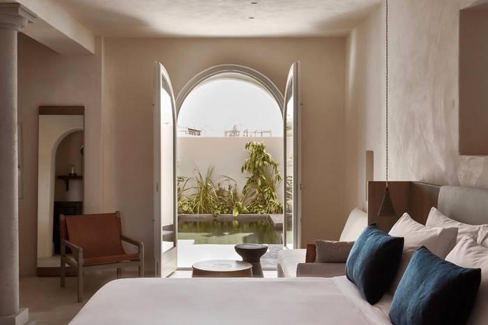 希腊ISTORIA豪华度假酒店,在自然中寻找那份远离都市的安逸
