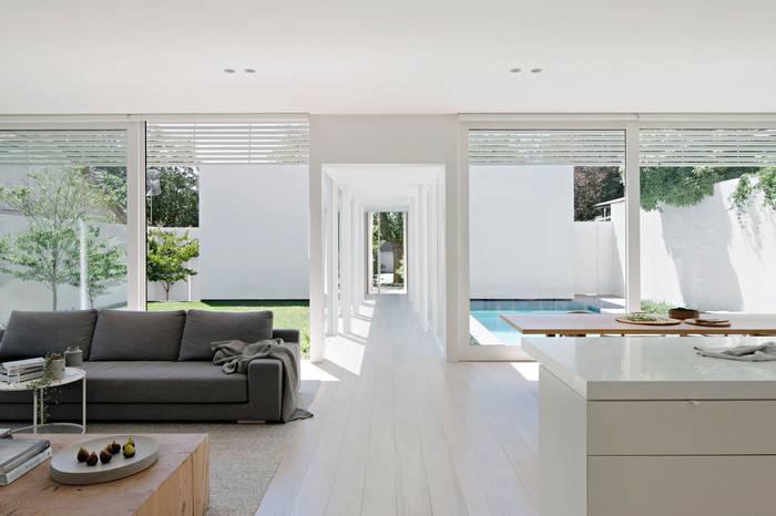 谁说纯白色设计风格的家,不可以呈现出优雅的高级质感?
