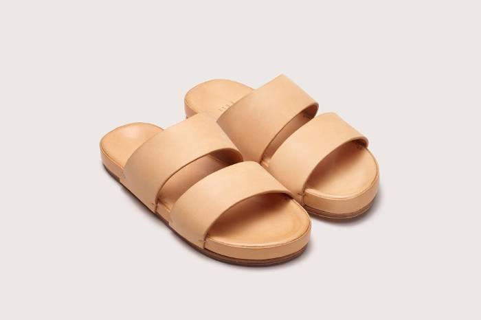 可以配正装的优雅凉鞋 FEIT2018春夏手工鞋款系列
