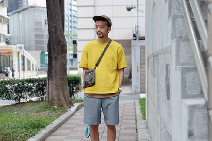 台湾街拍 | plain-me主理人AKKO