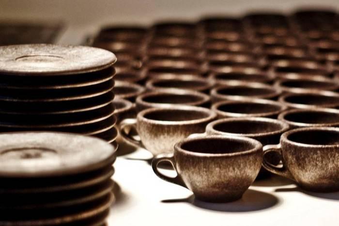 Kaffeeform用咖啡残渣制作的创意咖啡杯,既好看又好闻