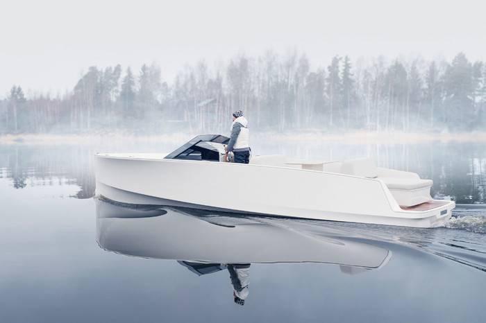 特斯拉算什么,纯电动私人游艇才是富豪玩家们的奢华新玩具