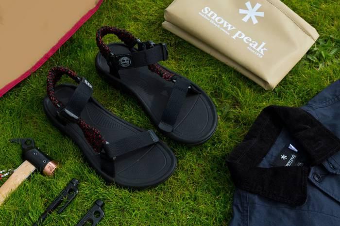 60周年纪念款 Snow Peak x Teva 推出联名凉鞋