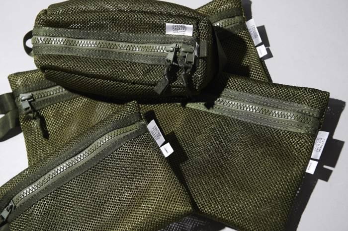机能融入生活 南贵之与日本骑行品牌推出联名包款系列