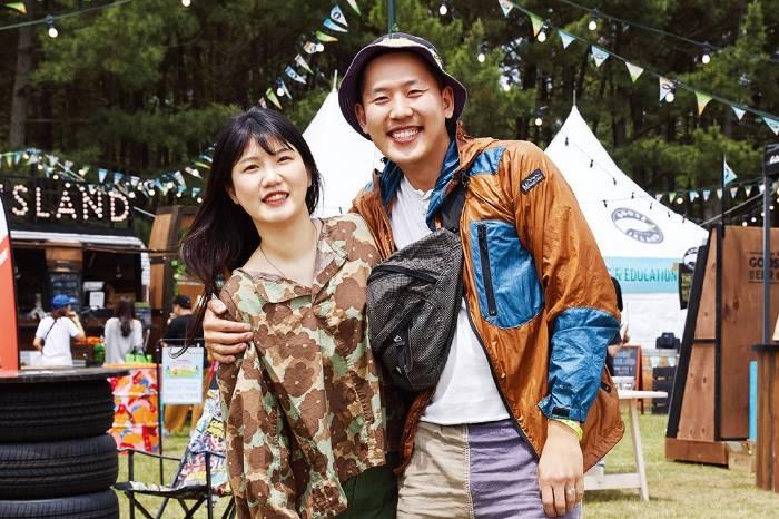 《GO OUT》韩国版本 看看这些时髦的户外达人