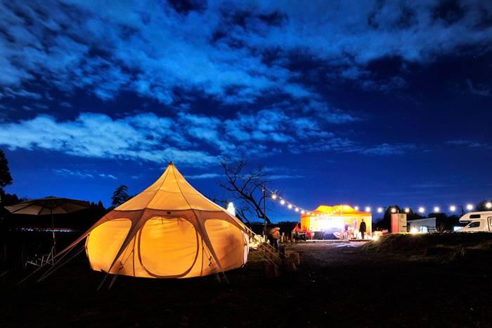 Lotus Belle莲花帐篷:帐篷界的劳斯莱斯 豪华露营的标配