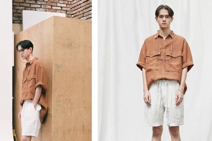 这个韩国品牌竟然把夏日型录,拍成了一部男士衬衫搭配百科全书