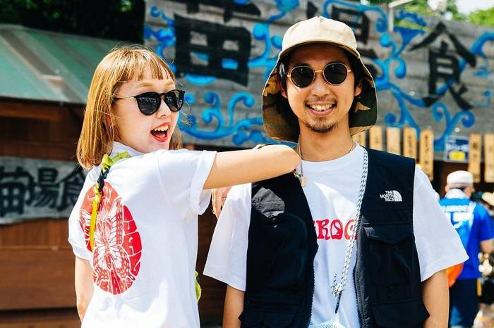 富士音乐节街拍特辑:除了音乐还有日本最会穿搭的年轻人们