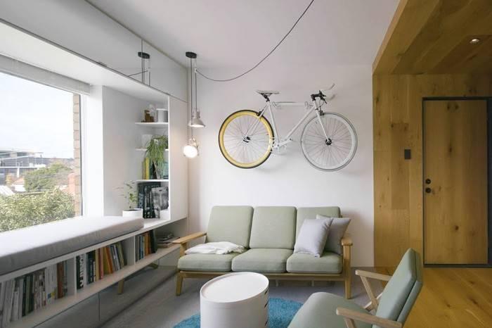 没有狭小的房子只有高品位的设计,探索35平米的精致家居生活
