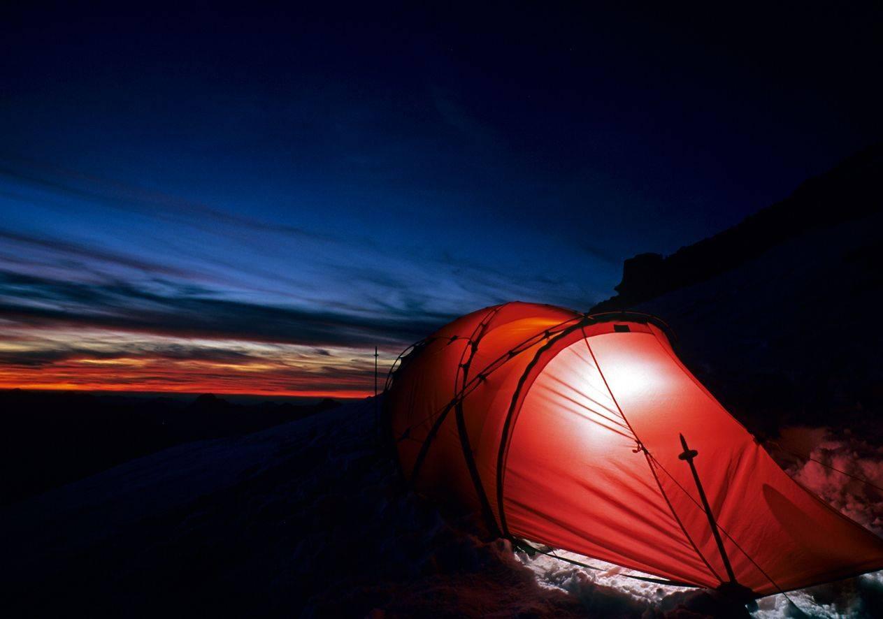Hilleberg:瑞典户外王者帐篷 它只存在于银河和苍穹之上