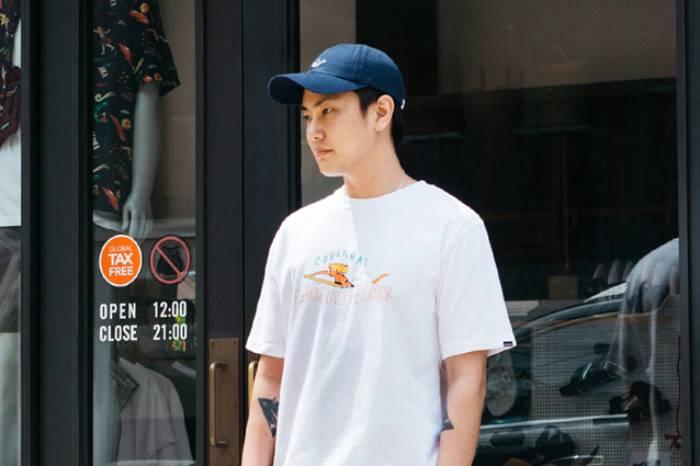 首尔街拍 | BARRELS店员WOO