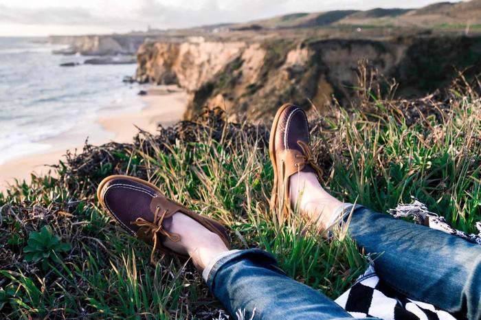 美国海军专属的船鞋,回归为街头潮流男孩们的新宠