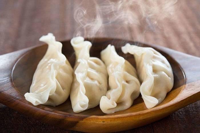 唯美日式白菜香菇水饺教学,俘获你的周末味蕾