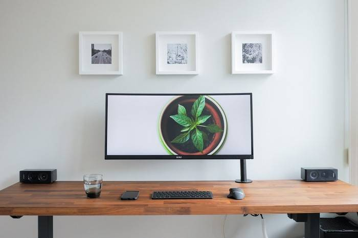 想要打造一个梦想中的办公环境,其实只需要IKEA和好品位