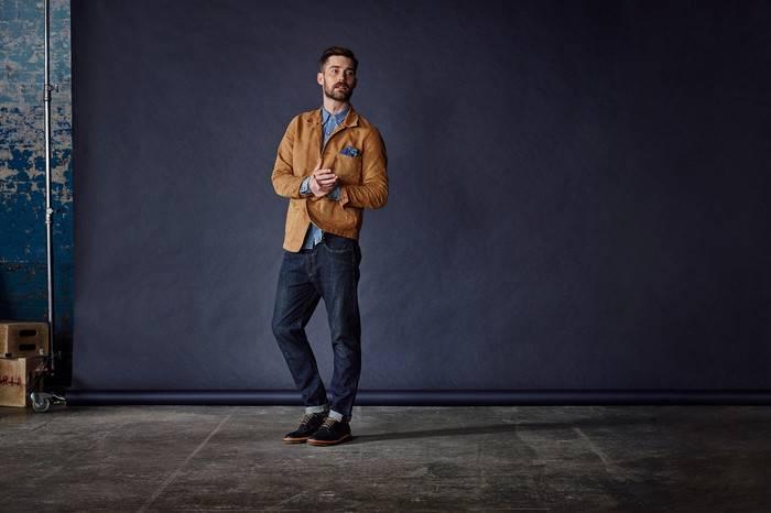 Levi's顶级设计师告诉你,如何才能穿好锥形牛仔裤?