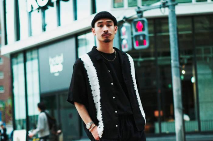 日本街拍 |  BEAMS店员野崎亮佑