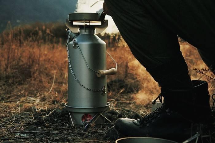 Ghillie Kettle英国魔音煮水壶,烧水做饭取暖无所不能