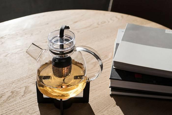 丹麦极简主义茶壶,让生活回归到最单纯的样子