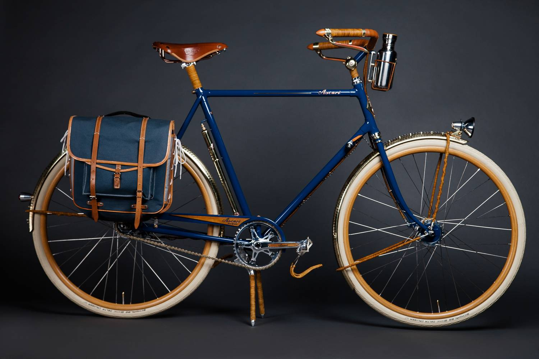 那些小而美的北美手工自行车铺,感受纯手工制作的机械美感