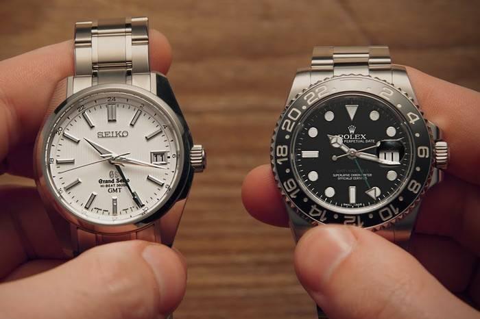 人生第一块腕表,到底选择精工还是劳力士?