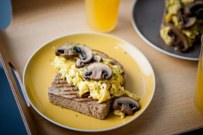 学会这3种西式早餐炒蛋做法,Get照顾女友满分技能