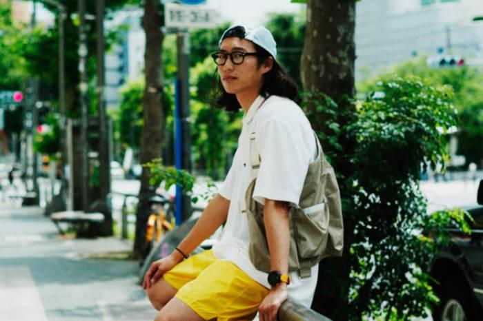日本街拍 | BEAMS店员関和真