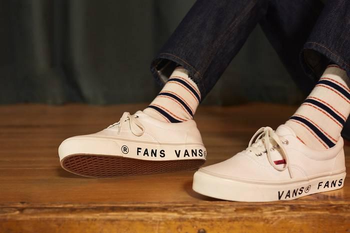 WOOD WOOD x VANS打造极简小白鞋,为滑板文化赋予更多高级质感