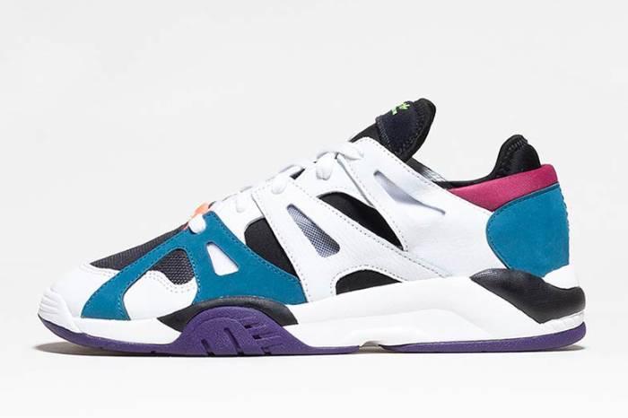90年代老色拼接 adidas originals发布全新复古球鞋