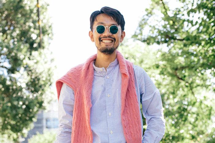 这7位日本时髦父亲的穿搭 改变你对这个身份的固有印象