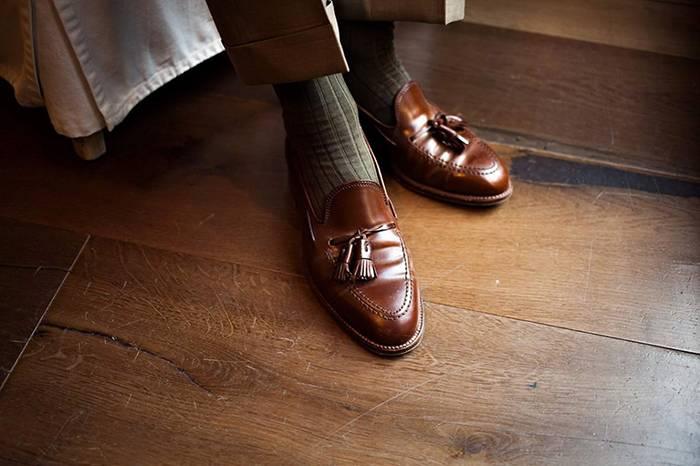 不同场合的西装裤长应该怎么选?