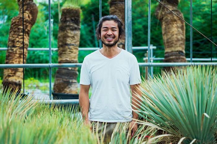 西畠清顺: 富二代活成了植物猎人, 堪称日本最会玩的园艺大师