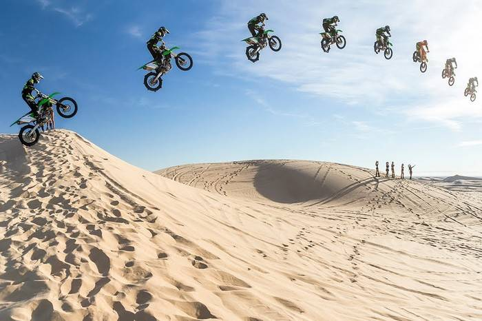 沙漠越野狂欢标准模式,从空中到地面将热血激情彻底释放