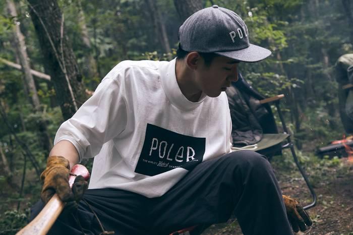 POLER全新企划 在日本最FREE的森林公园感受露营之趣