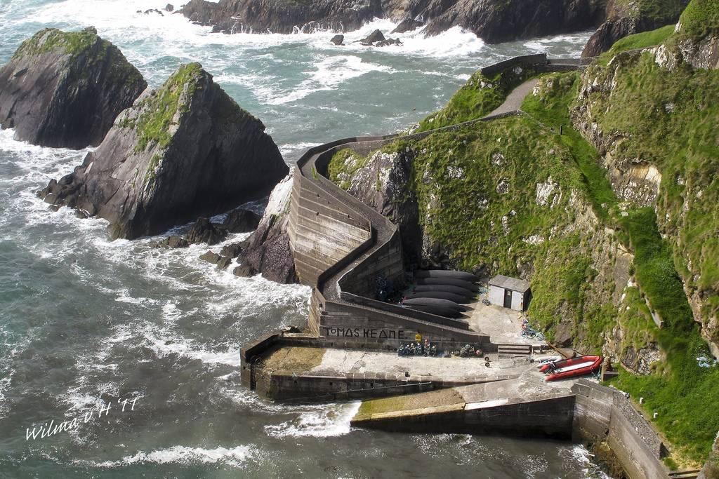丁格尔半岛:可以说是爱尔兰最具吸引力的地区之一