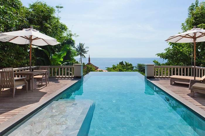 普吉岛顶级度假村TRISARA PHUKET,被称为第三天堂的花园