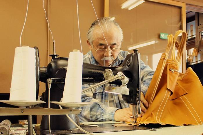 手工匠人一泽信三郎, 我甘愿落后于时代